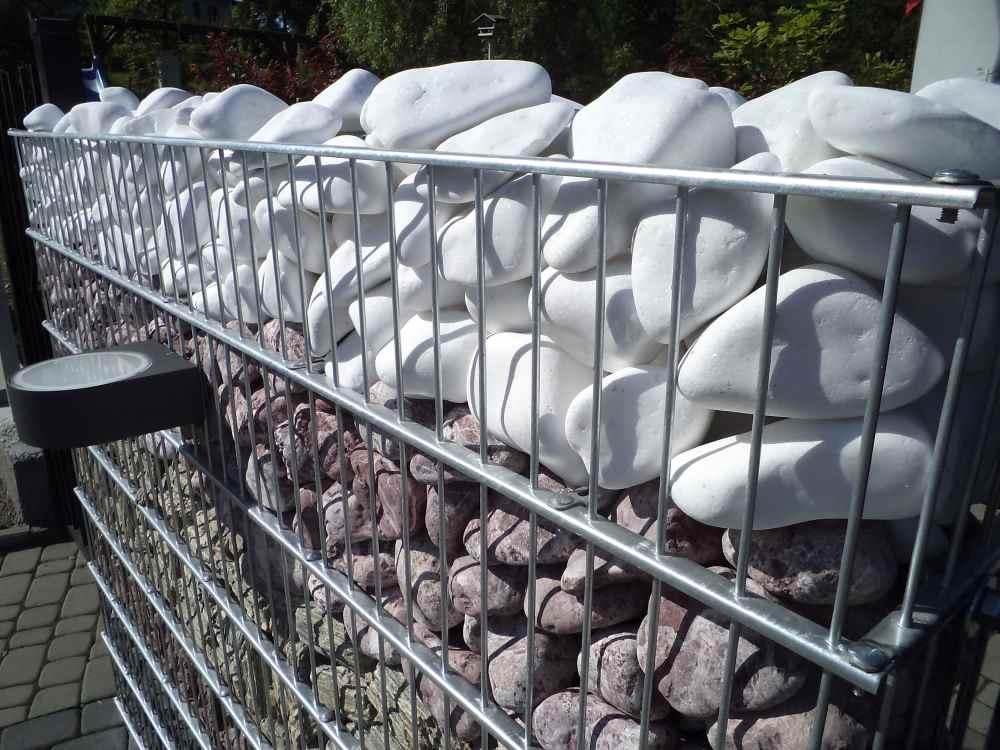 ogrodzenia gabionowe firmy gabbar ze Świerklan