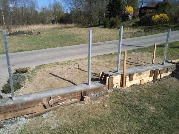 stabilność i trwałość ogrodzenia z koszy gabionowych
